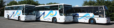 49 or 53 Seater Coaches
